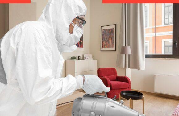 Mutlubiev 3+1 Ev Nano Dezenfeksiyon Hizmeti
