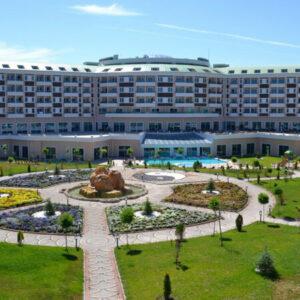 Afyonkarahisar Safran Thermal Resort Sandıklı Hotel
