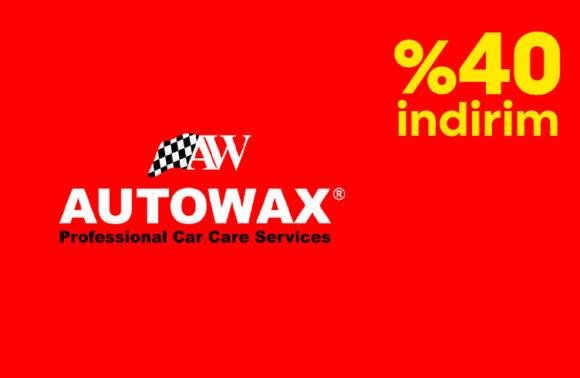 Autowax Antibakteriyel Detaylı İç Temizlik %50 İndirim Kuponu