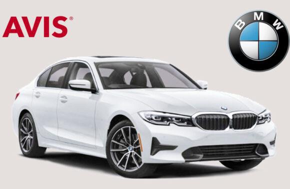 Avis 1 Günlük BMW 3 Serisi Araç Kiralama