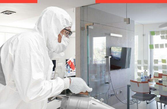 Mutlubiev 200 m2 İş Yeri Nano Dezenfeksiyon Hizmeti
