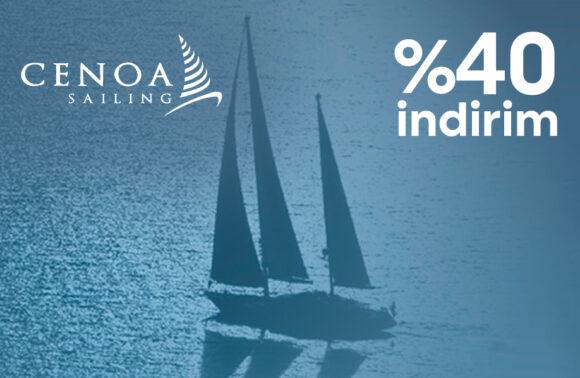 Yelkenle Tanışma Eğitimi %40 İndirim Kuponu