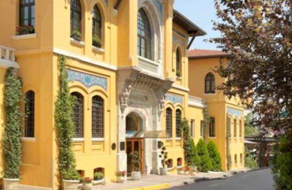 Four Seasons Hotel Istanbul At Sultanahmet Seasons Çay Saati
