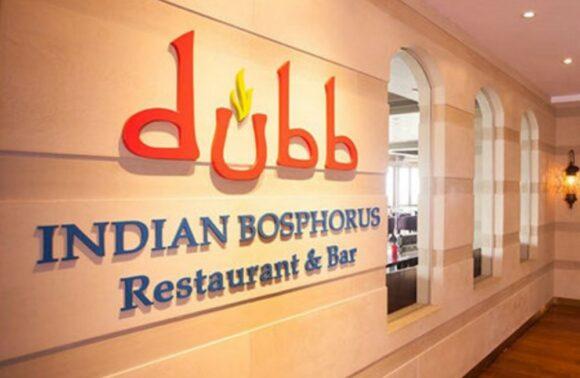 İstanbul Dubb Indian Bosphorus Restoran 2 Kişilik Vejeteryan Menü