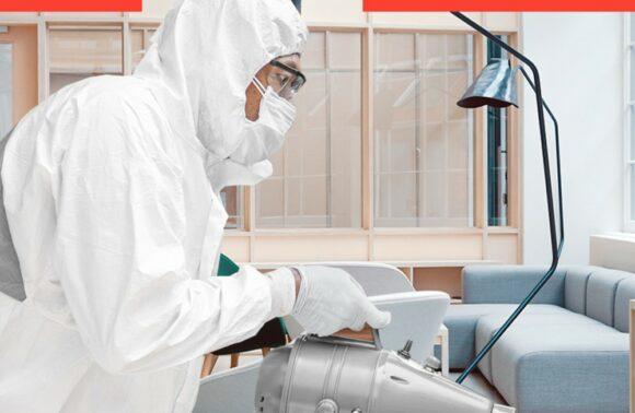 Mutlubiev 300 m2 İş Yeri Nano Dezenfeksiyon Hizmeti