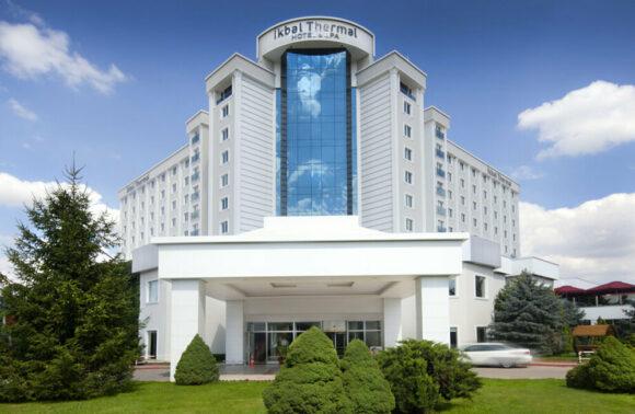Afyon İkbal Thermal Hotel & Spa 3 Gece 2 Kişi Yarım Pansiyon Konaklama