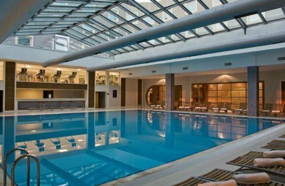 Afyonkarahisar MCG Çakmak Thermal Hotel'de 1 Gece 2 Kişi Yarım Pansiyon Konaklama