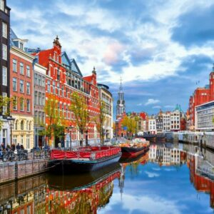 Amsterdam'da 3 Gece 4 Yıldızlı Otelde Kişi Başı Oda Kahvaltı Konaklama