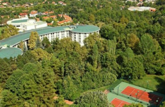 NG Sapanca Wellness & Convention Hotel Hafta Sonu 1 Gece 2 Kişi Yarım Pansiyon Konaklama