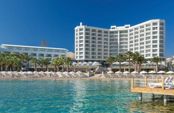Boyalık Beach Hotel Çeşme 3 Gece 2 Kişi Yarım Pansiyon Konaklama