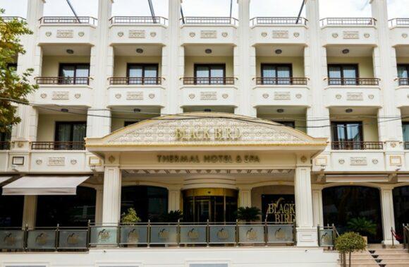 Black Bird Thermal Hotel Yalova Hafta Sonu 1 Gece 2 Kişi Yarım Pansiyon Konaklama
