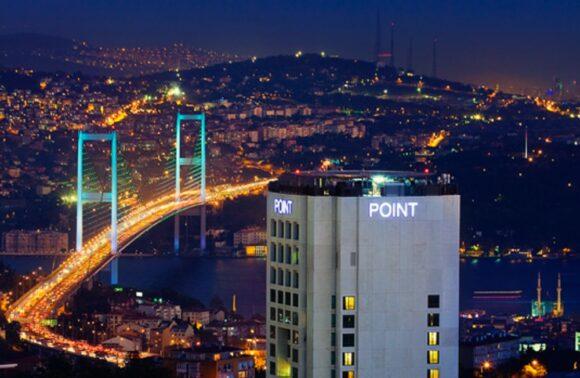 Point Hotel Barbaros İstanbul 1 Gece 2 Kişi Konaklama