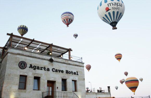 Agarta Cave Hotel Kapadokya