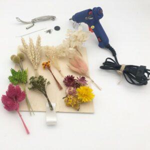 Afloday Çiçek Aksesuar Atölyesi Online Workshop Hizmeti