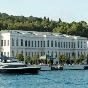 Four Seasons Hotel Istanbul At the Bosphorus 1 Gece 2 Kişi Kahvaltı Dahil Konaklama