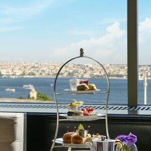 The Ritz-Carlton, Istanbul 1 gece 2 kişi Yarım Pansiyon Konaklama