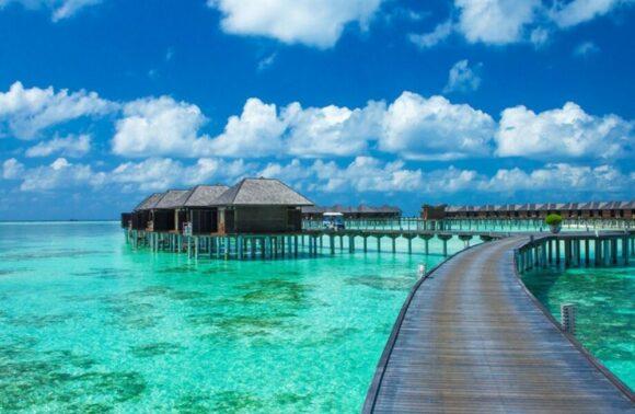 Maldivler' de 5 Gece 5 Yıldızlı Otelde Kişi Başı Her Şey Dahil Konaklama