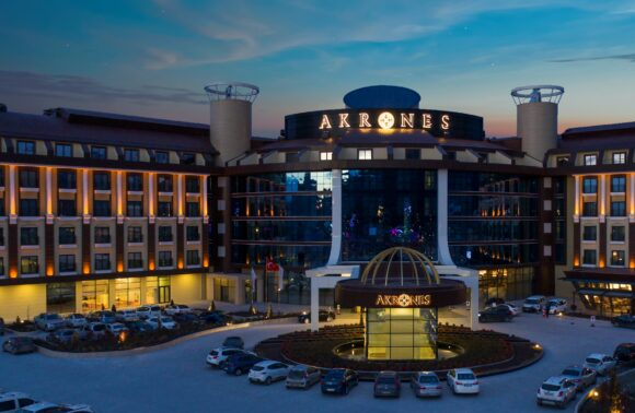 Akrones Hotel Afyonkarahisar 1 Gece 2 Kişi Yarım Pansiyon Konaklama