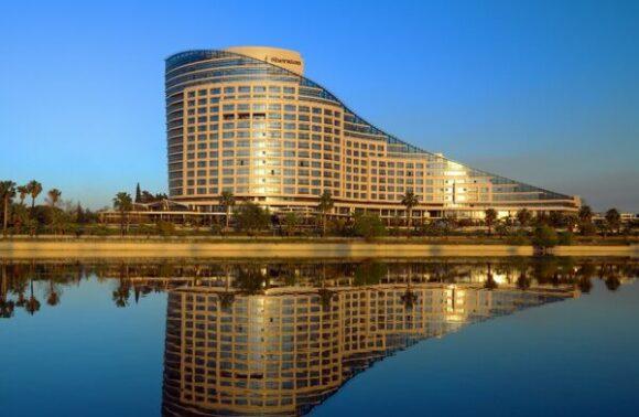 Adana Sheraton Grand  Hotel'de 1 Gece 2 Kişi Kahvaltı Dahil Konaklama