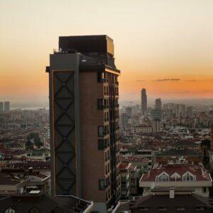 City Loft Hotel 161 Ataşehir'de 1 Gece 2 Kişi Konaklama