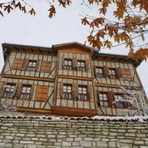 Dadibra Konak Hotel Safranbolu 1 Gece 2 Kişi Kahvaltı Dahil Konaklama