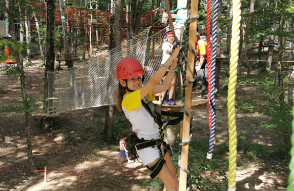Forest Kemerburgaz – Macera Parkı Yetişkin Paketi