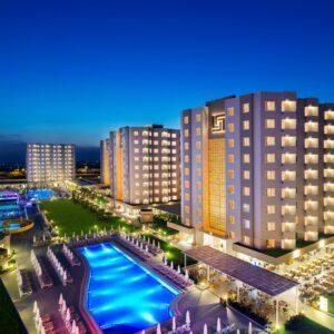 Grand Park Lara Hotel 3 Gece 2 Kişi Her Şey Dahil Konaklama