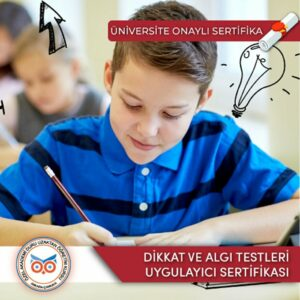 Akademi DuruOnline Dikkat ve Algı Testleri Uygulayıcı Sertifika Programı