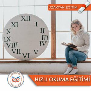 Akademi Duru Online Hızlı Okuma Eğitmenlik Sertifika Programı