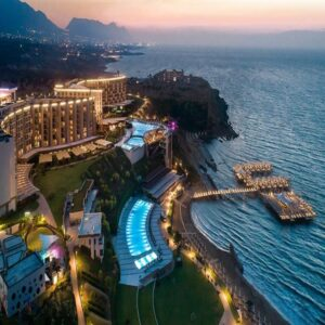 Kıbrıs Girne Elexus Hotel & Resort & Spa & Casino 3 Gece 2 Kişi Tam Pansiyon Plus Konaklama
