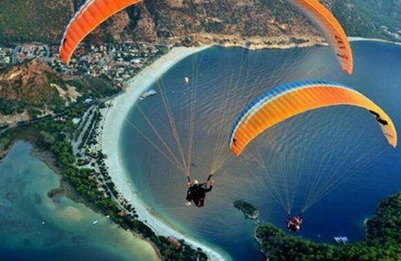İkarus Sportif Havacılık ile Tandem Yamaç Paraşütü Deneyimi