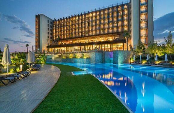 Kıbrıs Bafra Concorde Luxury Resort Otel 3 Gece 2 Kişi Ultra Her Şey Dahil Konaklama