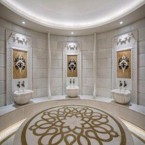Lazzoni Hotel Onni Hammam & Spa'da 2 Kişi için İki Kişilik VIP Odada Masaj Hizmeti