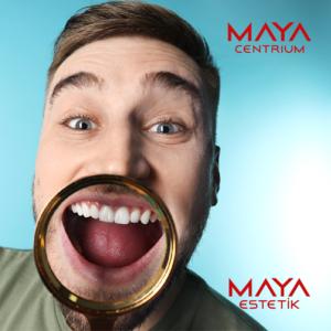 Maya Estetik'te Diş Beyazlatma ve Diş Taşı Temizliği