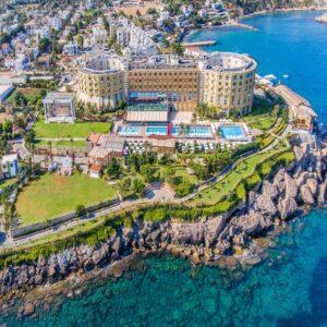Kıbrıs Girne Merit Park Hotel & Casino 3 Gece 2 Kişi Ultra Her Şey Dahil Konaklama