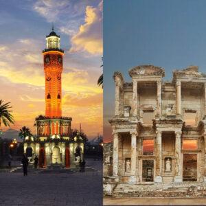 Kişiye Özel İzmir 3 Gece 2 Kişi Tur Programı