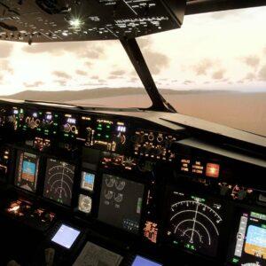1 Saatlik Boeing 737 Uçuş Simülatörü Deneyimi