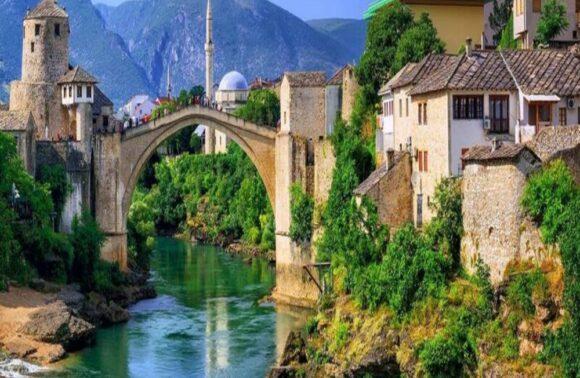 Saraybosna 3 Gece 5 Yıldızlı Otelde Kişi Başı Konaklama