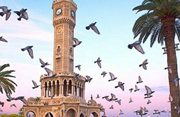 İzmir 1. Bölge –  İzmir Adnan Menderes Havalimanı Transfer Hizmeti