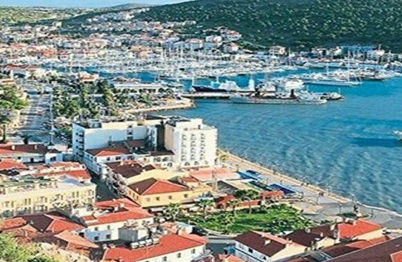 İzmir 2. Bölge –  İzmir Adnan Menderes Havalimanı Transfer Hizmeti