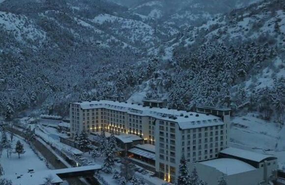 Çam Termal Otel, Ankara