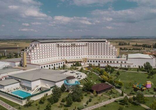Korel Thermal Resort Hotel, Afyon