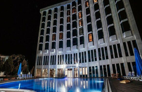 Patalya Thermal Resort Hotel, Ankara