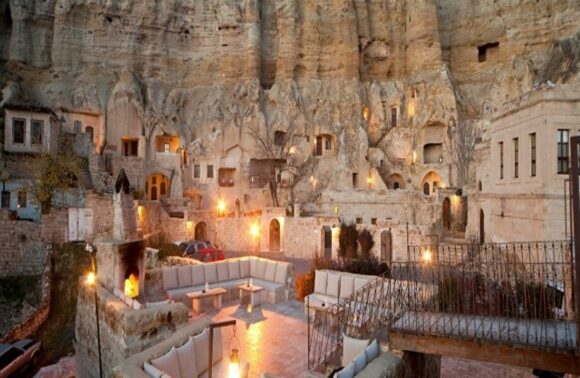 Yunak Evleri Cappadocia Cave Otel
