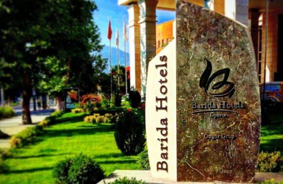 Barida Hotel, Isparta